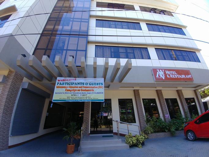 WMV Hotel & Restaurant, Infanta