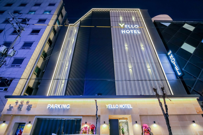 Yellow Hotel, Cheongju