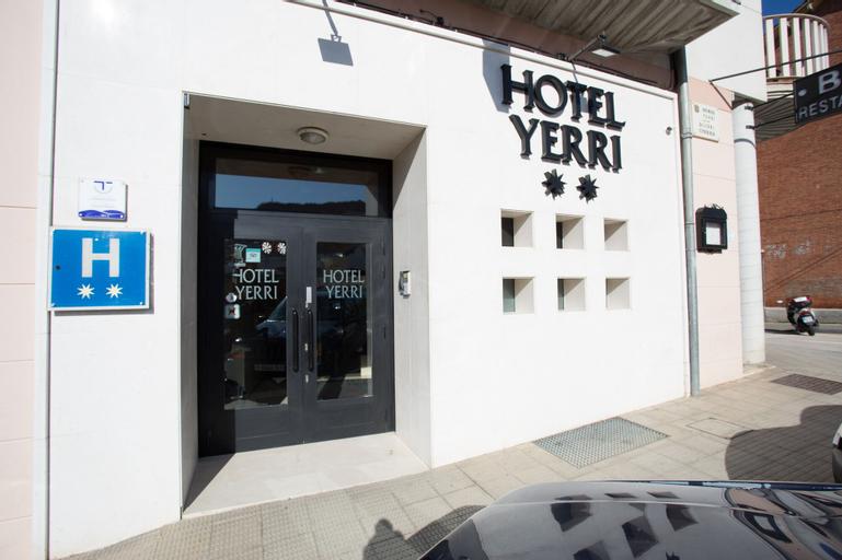 Hotel Yerri, Navarra