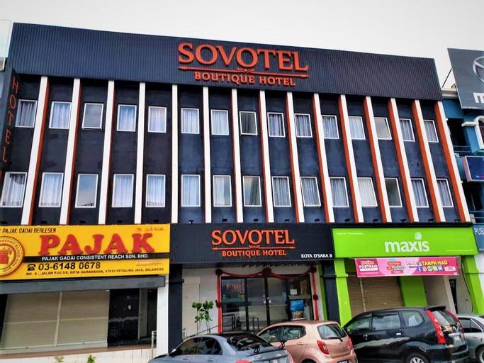 Sovotel Boutique Hotel @ Kota Damansara 8, Kuala Lumpur