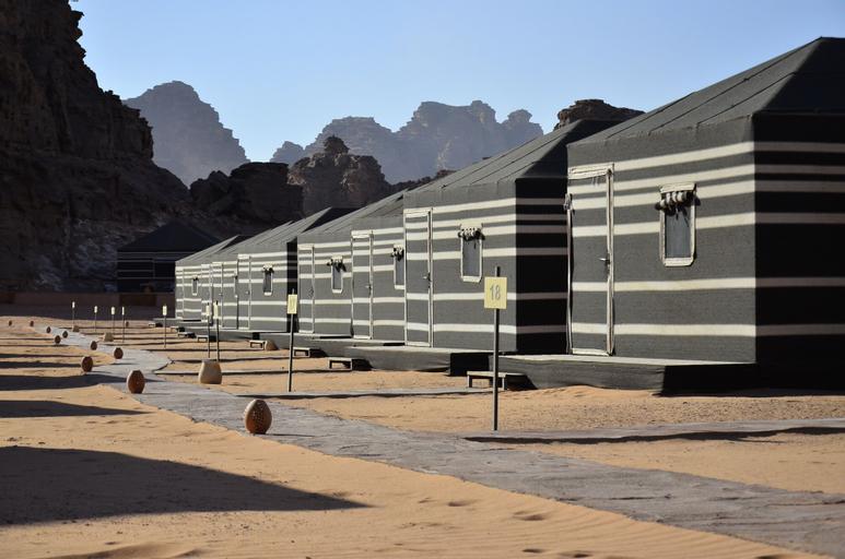 Space Village Luxury Camp, Aqaba