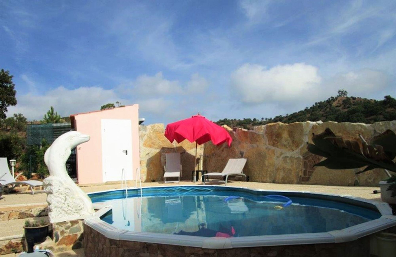 House With one Bedroom in Alte, With Wonderful Mountain View, Private, Loulé