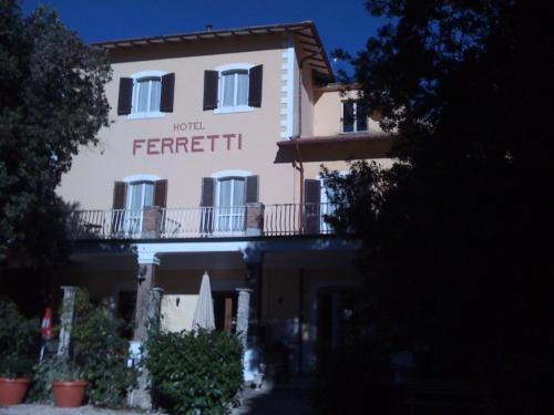 Albergo Ristorante Ferretti, Perugia