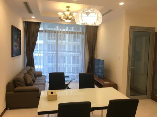 Nancy Apartment, Bình Thạnh