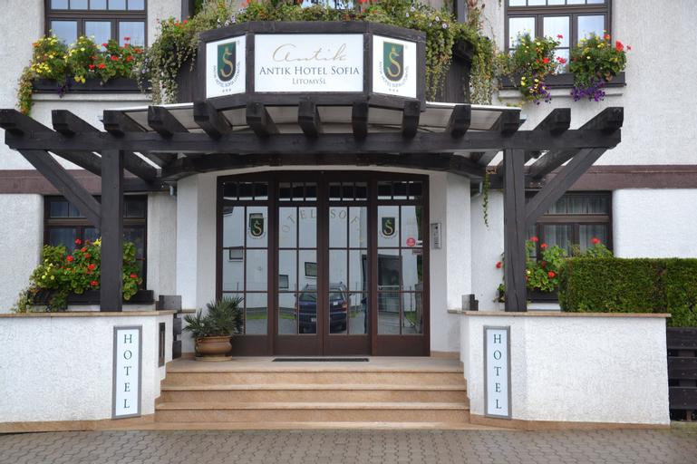 Antik Hotel Sofia Litomysl, Svitavy