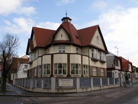 Villa A. Malka, Nymburk