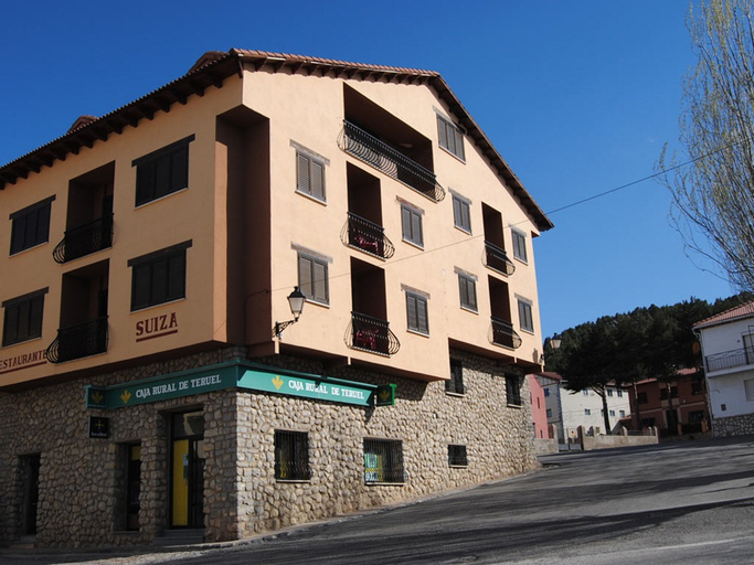 Hotel Suiza, Teruel