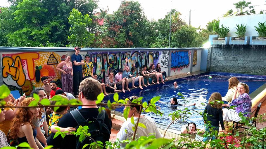 Siem Reap Pub Hostel, Siem Reab