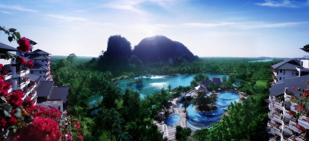 Maritime Park & Spa Resort, Muang Krabi