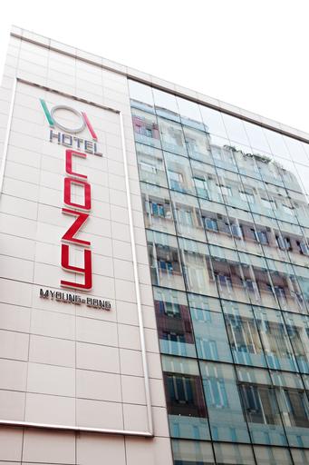 Hotel Cozy Myeongdong, Jongro