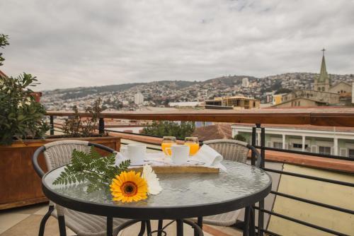 Hotel Boutique Acontraluz, Valparaíso
