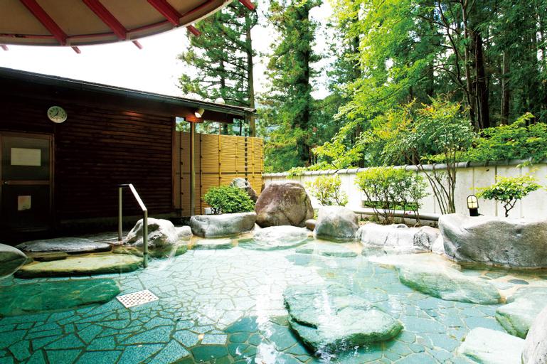 Yukai Resort Geroonsen Gero Saichoraku Bekkan, Gero