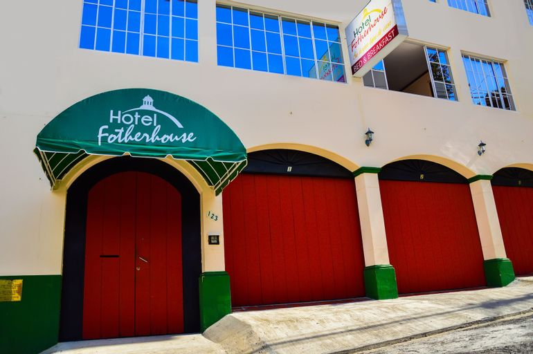 Hotel Fother House, Antiguo Cuscatlán