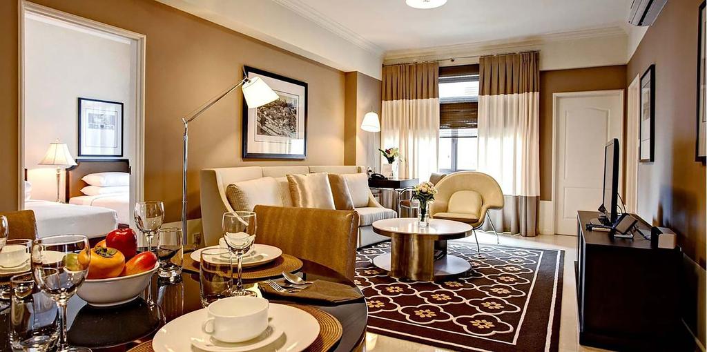 Great World Serviced Apartments, Singapore River