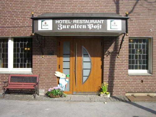 Hotel Zur Alten Post, Coesfeld