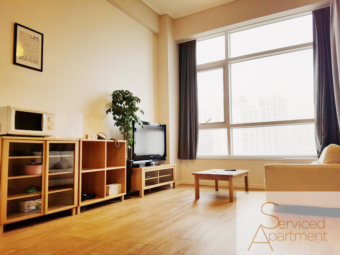 Serviced Apartment (Seoul Station), Jongro