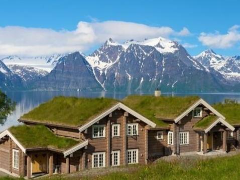 Lyngen Lodge, Kåfjord