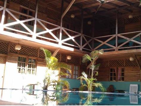Lizard King Resort, Talamanca