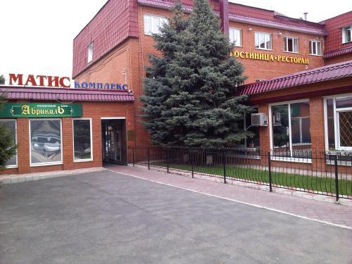 Gostinichniy Kompleks Matis, Zheleznogorskiy rayon