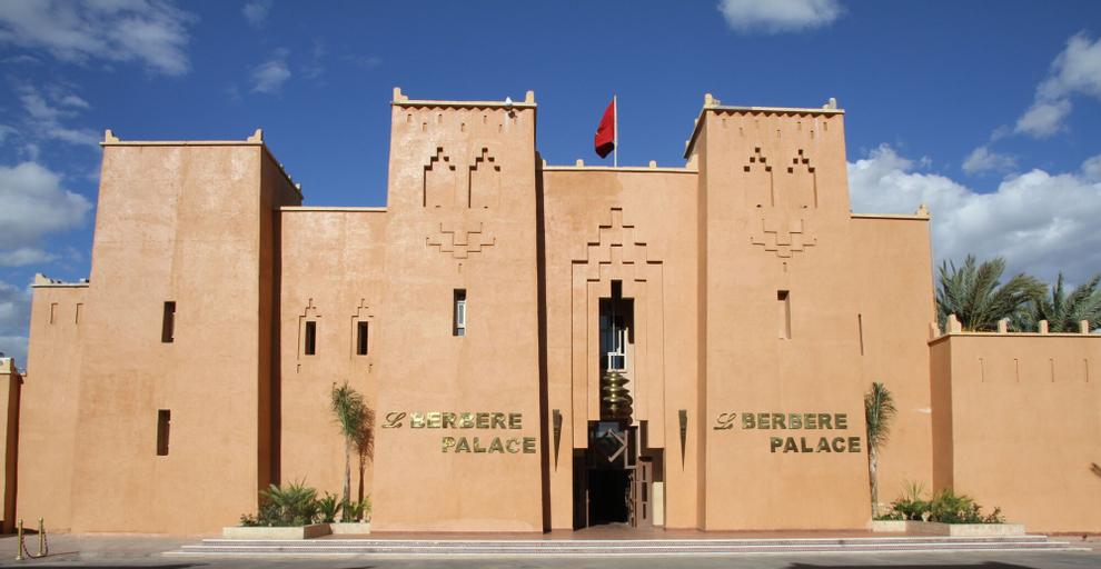 Le Berbere Palace, Ouarzazate