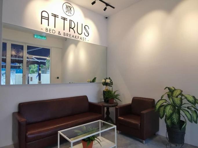 Attrus Bed and Breakfast, Johor Bahru