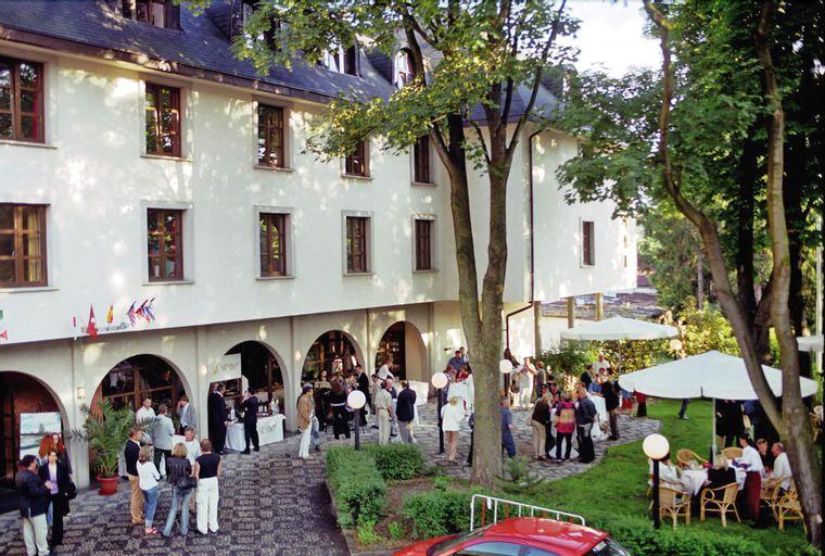 Na Zamecku Hotel, Praha 10