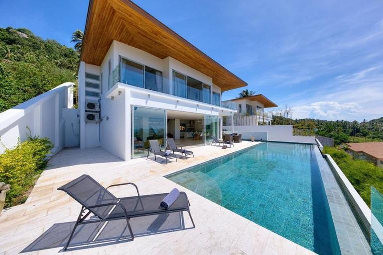 6 BR Luxury Seaview Villa Bang Po -Lil, Ko Samui