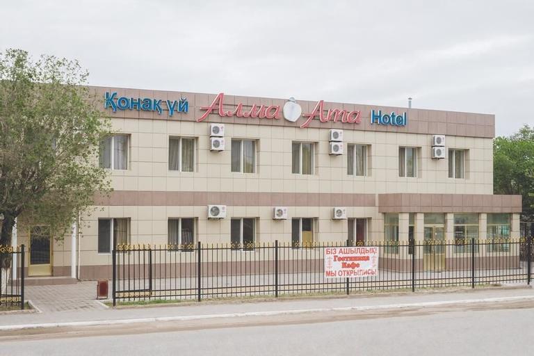 Alma-Ata, Karmakchinskiy