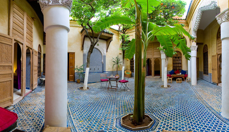Riad La maison d'à côté, Meknès