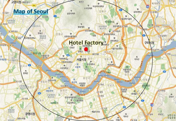 Hotel Factory, Jung