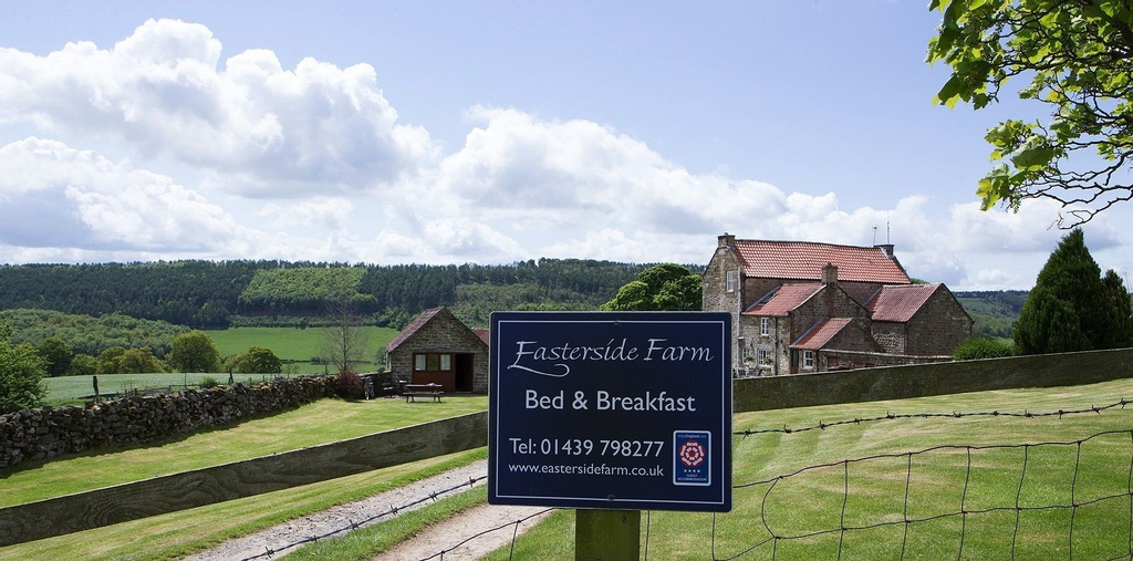 Easterside Farm bed & Breakfast, North Yorkshire