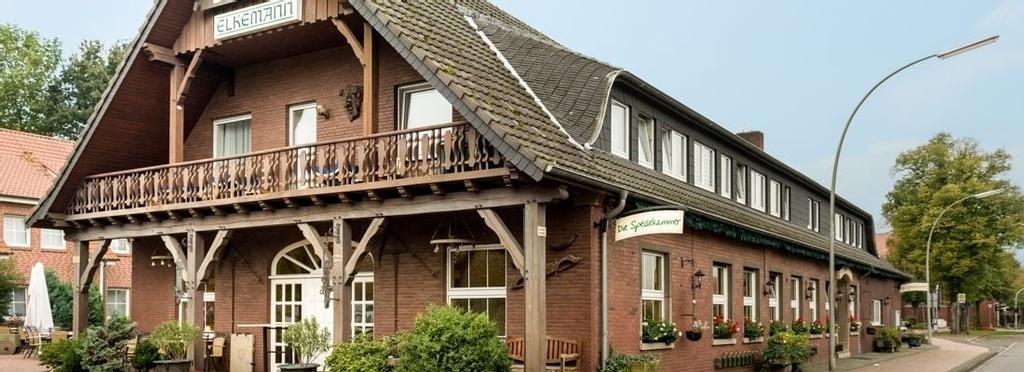 Landhotel Elkemann, Borken