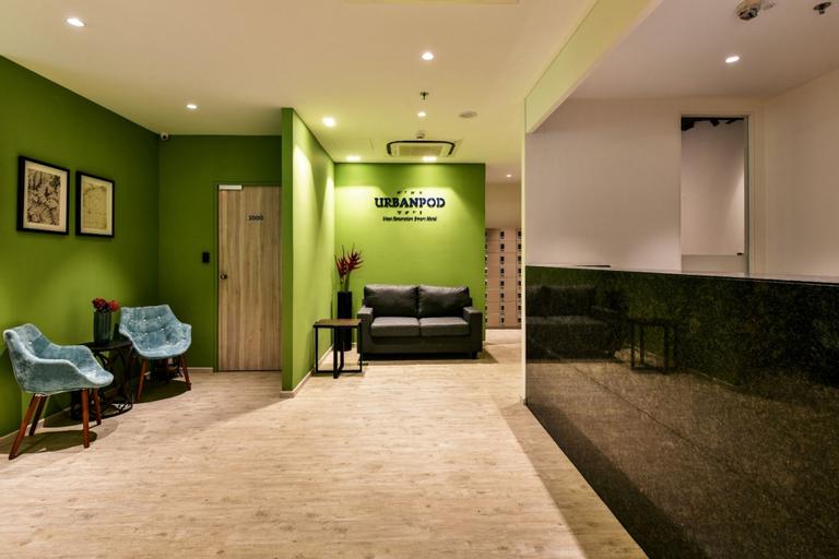 Urbanpod Hotel, Mumbai Suburban