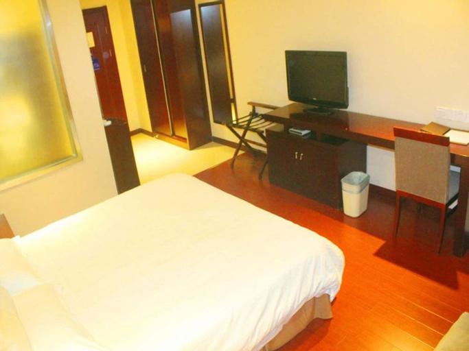 GreenTree Inn Taizhou Jingjiang Jiangping Road Shanghai City Business Hotel, Taizhou