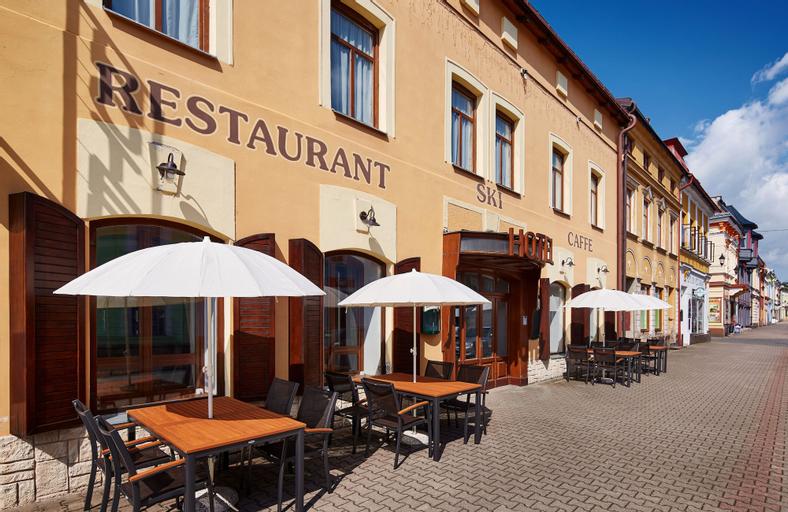 Ski Hotel Svoboda nad Upou, Trutnov