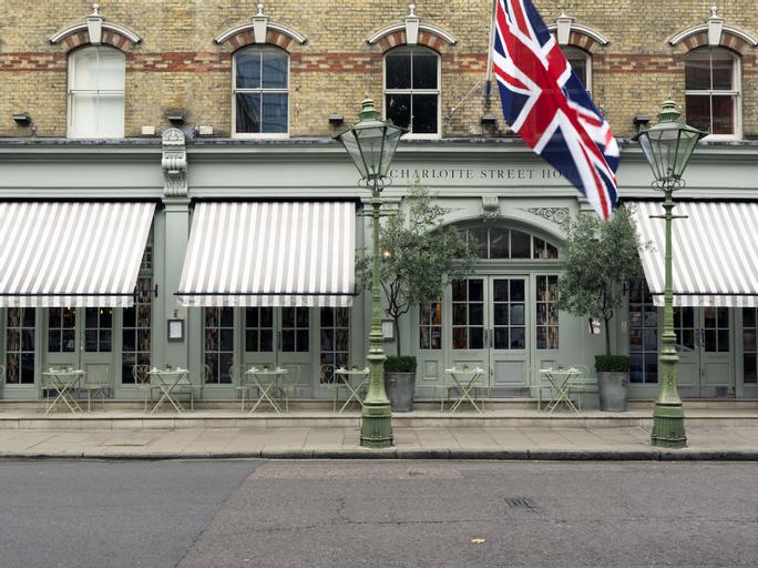 Charlotte Street Hotel, Firmdale Hotels, London