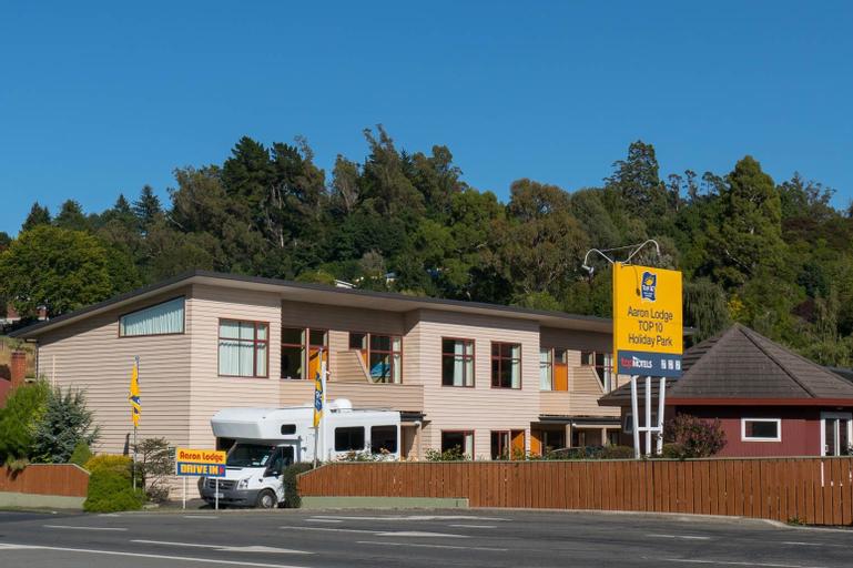 Aaron Lodge Top 10 Holiday Park, Dunedin