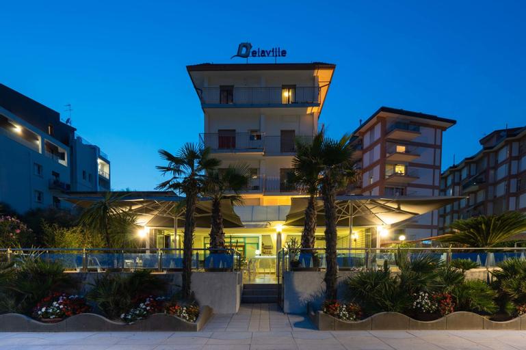 Hotel Delaville Frontemare, Venezia