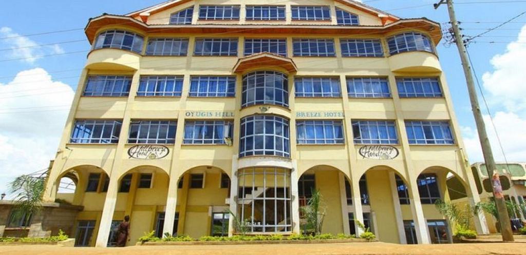 Oyugis Hill Breeze Hotel, Kasipul