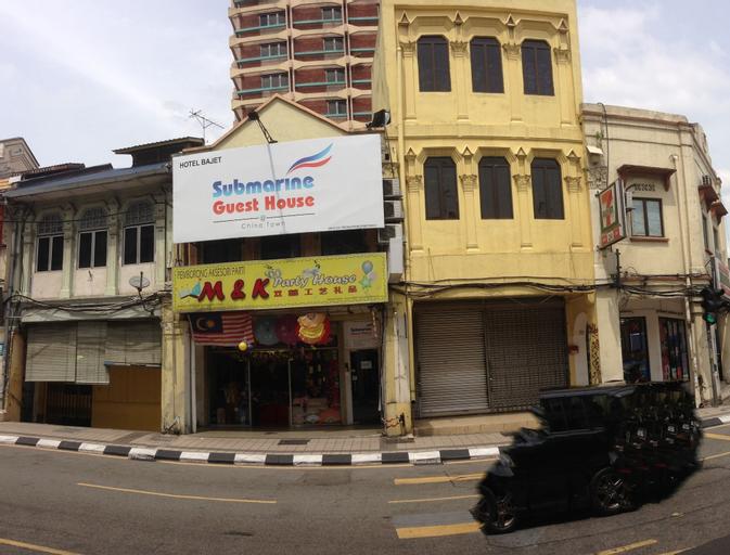 Submarine Guest House @ Chinatown - Hostel, Kuala Lumpur