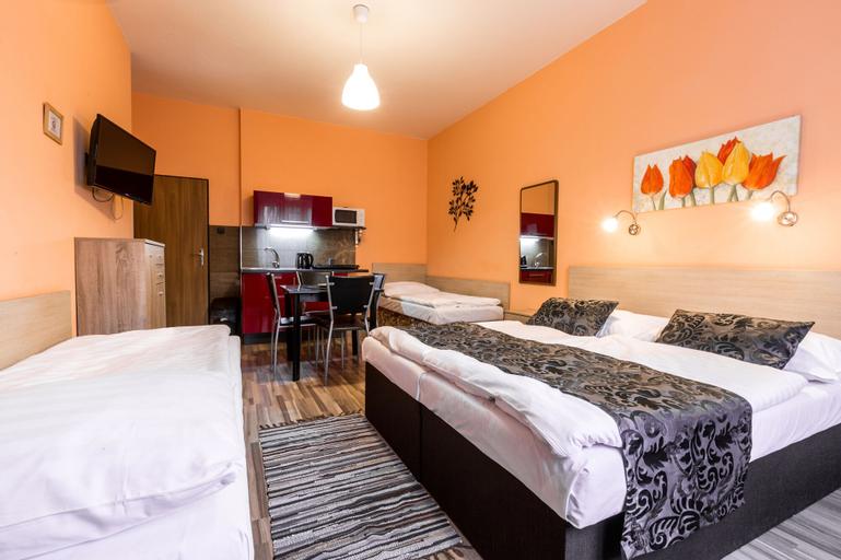 Rezidence Davids, Praha 1
