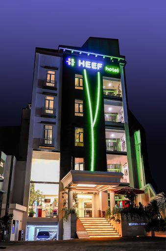 Heef Hotel Pasar Baru, Central Jakarta
