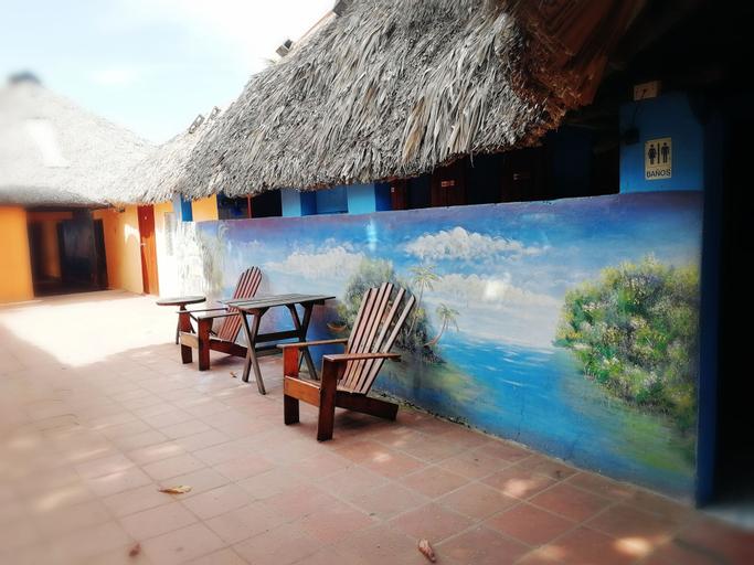 Hotel el Delfin, Taxisco