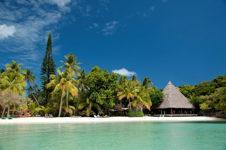 Oure Lodge Beach Resort, l'Île des Pins