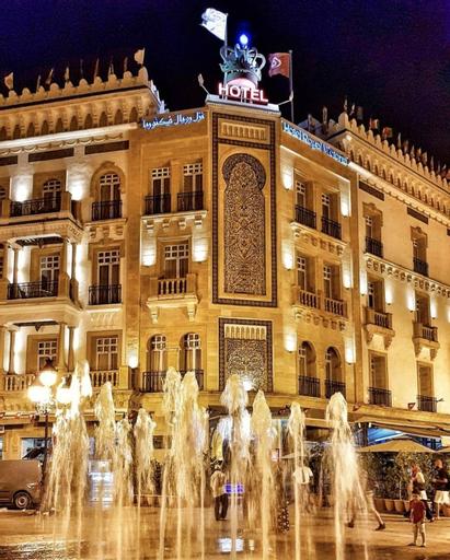 Hôtel Royal Victoria, Sidi El Béchir
