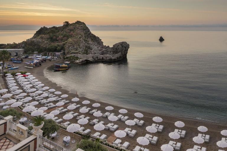VOI Grand Hotel Mazzarò Sea Palace, Messina