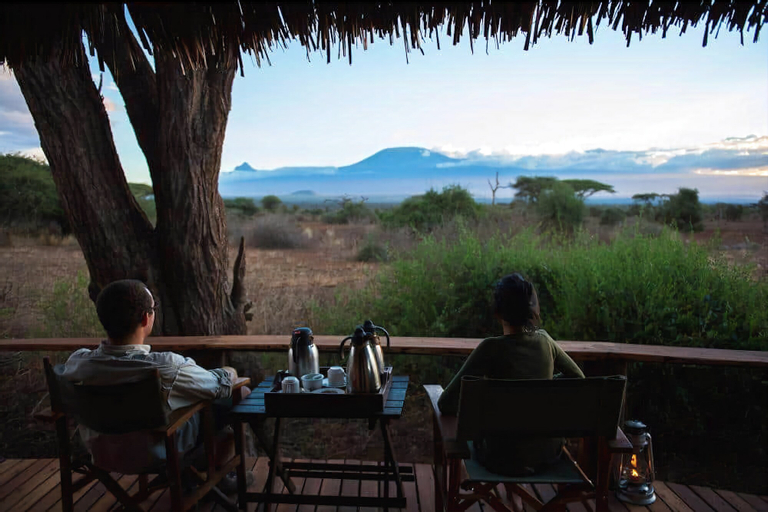Tawi Lodge, Kajiado South