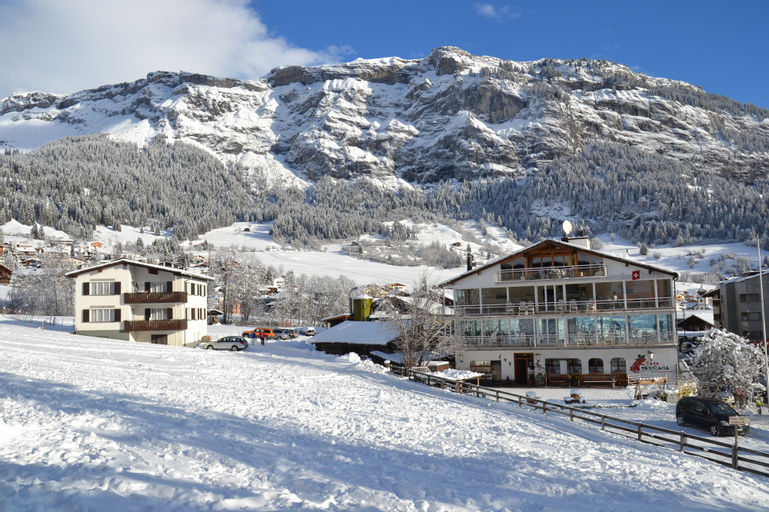 Hillsite Hotel Flims, Imboden