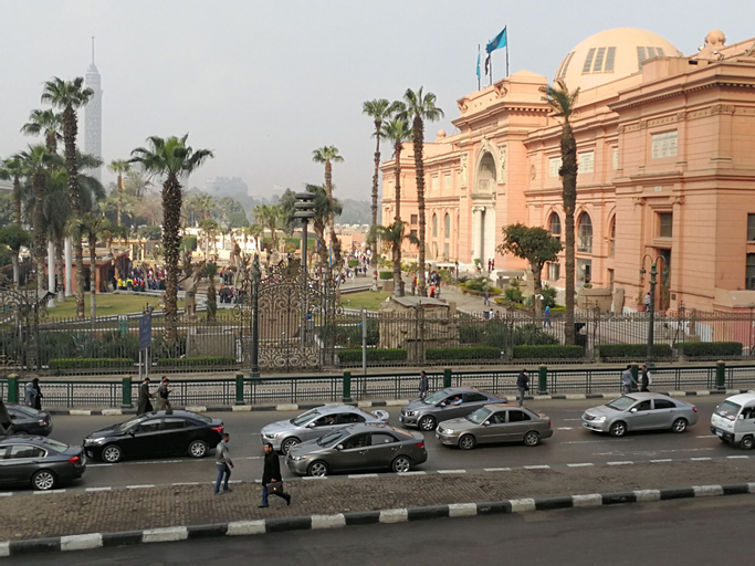 Museum House Hostel, Qasr an-Nil