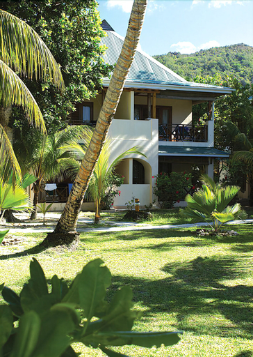 Indian Ocean Lodge,
